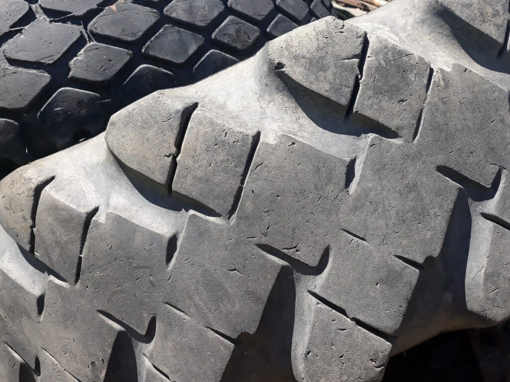 bad tire replace